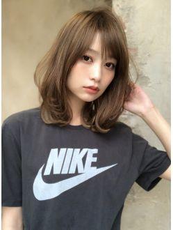 30代40代 大人かわいい ヴェールウェーブブルージュ新宿 髪型