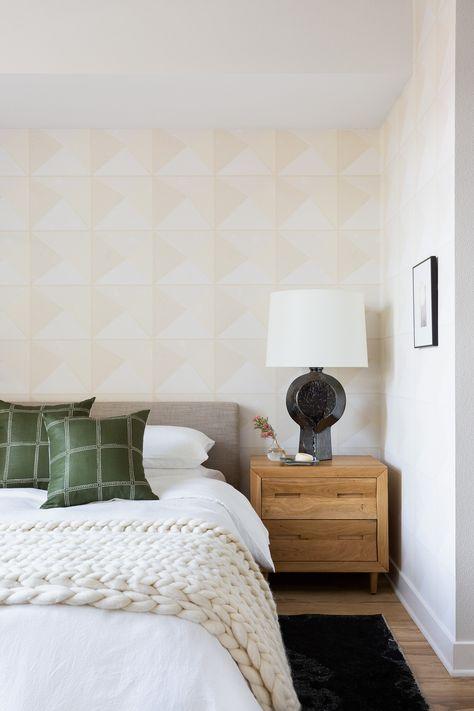 Bright Serene Bedside Corner