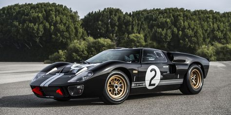 This Ford Gt Replica Is So Accurate Parts Are Interchangeable With A Real Gt