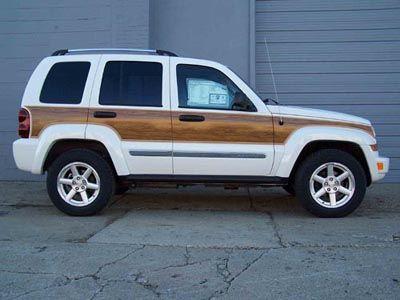 Jeep Liberty Woody Kit Photo Page Jeep Liberty Jeep Cool Cars