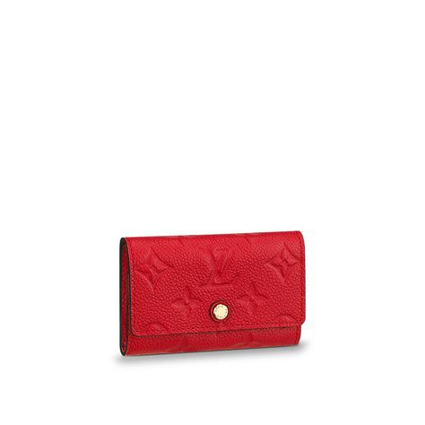 fbb93c10adc1 6 KEY HOLDER Monogram Empreinte Leather in WOMEN s SMALL LEATHER GOODS KEY    CARD HOLDERS collections by Louis Vuitton