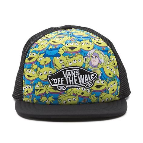 c393fdbc286 Shop Men s Vans Green Blue size OS Hats at a discounted price at Poshmark.  Description  Nwt toy story cap limited edition sold out.