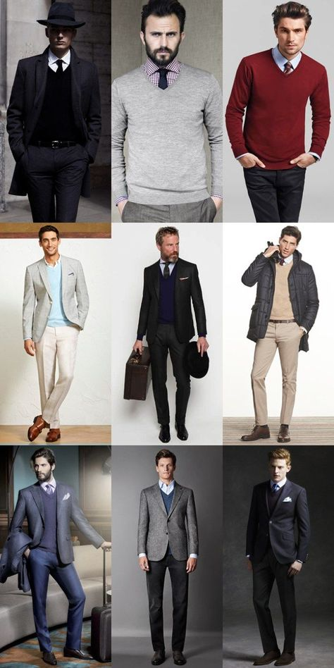 Men's Fashion For The Cold Days: Choose A Sweater For All