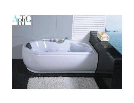 Baignoire Balneo Corner Bathtub Bathtub Bathroom