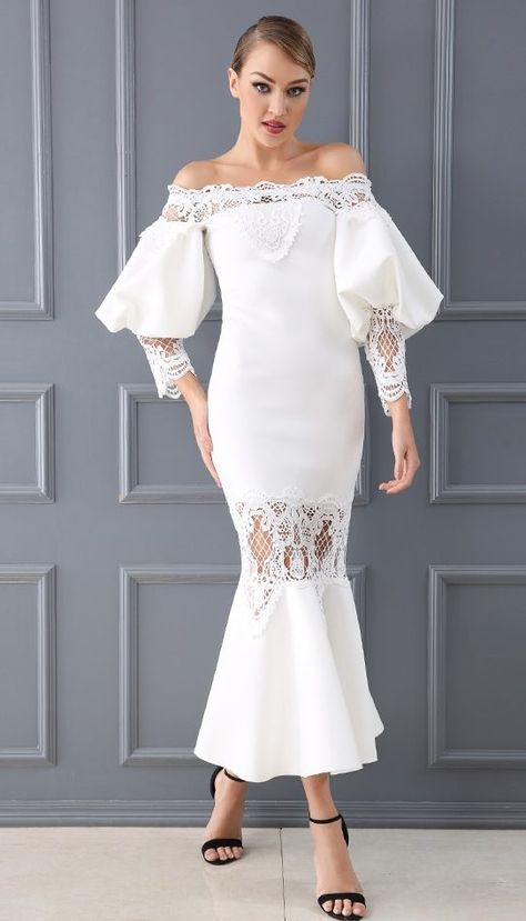 33338f636071 List of Pinterest white dress formal midi pictures & Pinterest white ...