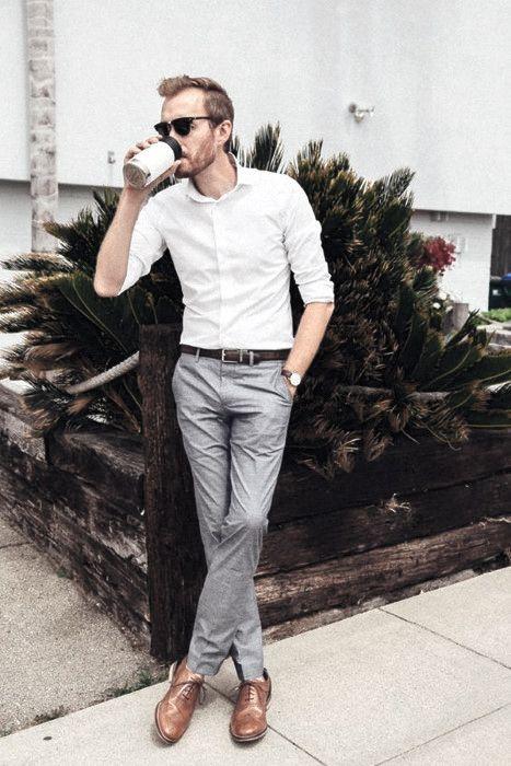 14+ Mens grey dress shoes ideas info