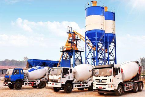 Concrete Transport Truck In 2020 Mixer Truck Concrete Mixers Trucks For Sale