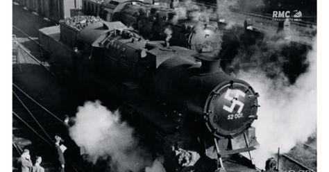 RMC Découverte. À bord des trains spéciaux du IIIe Reich