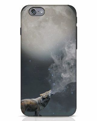 separation shoes 8b074 c4ab2 Wolf Moon iPhone 6 Mobile Cover-Front Bewakoof | phone covers ...