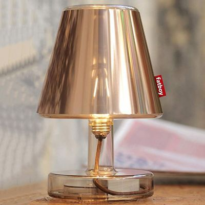 Fatboy Transloetje With Metallicappie Lamp Shade Lamp Lamp Shade Table Lamp