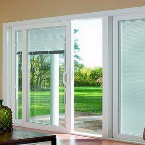 Different Types Of Blinds For Sliding Glass Doors Sliding Glass Door Blinds Door Coverings Sliding Door Blinds
