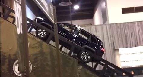 Indoor Off-Roading in the Lone Star State: Camp Jeep's Four-Wheel Drive Adventure - JK-Forum