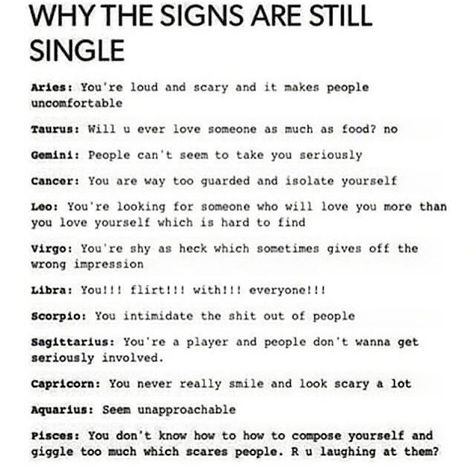 Why The Signs Are Still Single Being A Gemini Pinterest - 19 people can bet still single