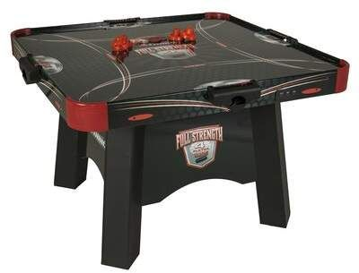 47 5 4 Player Air Hockey Table With Manual Scoreboard And Lights Atomic Game Tables Sponsored Ad In 2020 Air Hockey Table