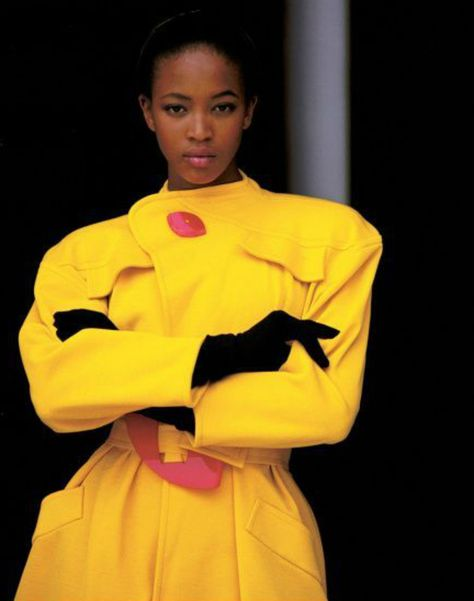 Inspiration: The 80s Through Thierry Mugler ´s wonderful designs | MIS PAPELICOS