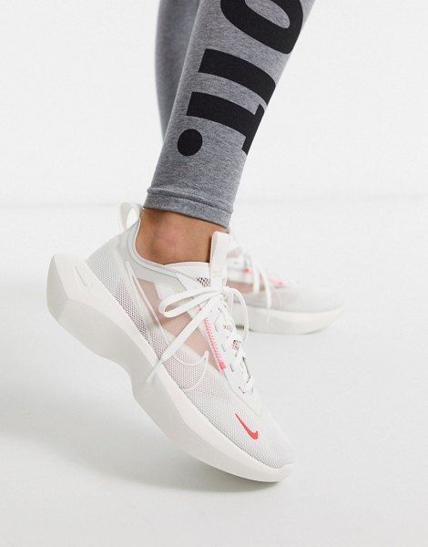 Nike Vista Lite White Sneakers in 2020