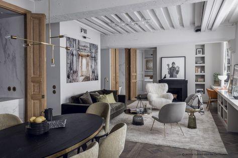 Double G Apartment Paris 4 Interior Design Apartments