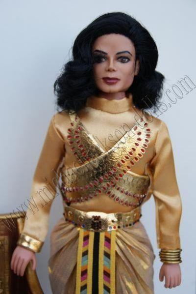Michael Jackson Doll Cake Ideas
