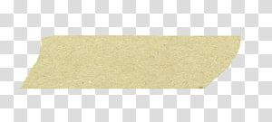 Rectangle Material Washi Tapes Transparent Background Png Clipart Transparent Background Clip Art Yellow Sticky Notes