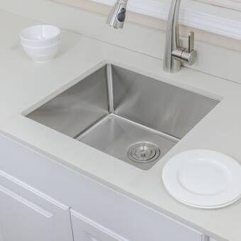 Prolific 33 L X 17 3 4 W X 11 Undermount Single Bowl Kitchen