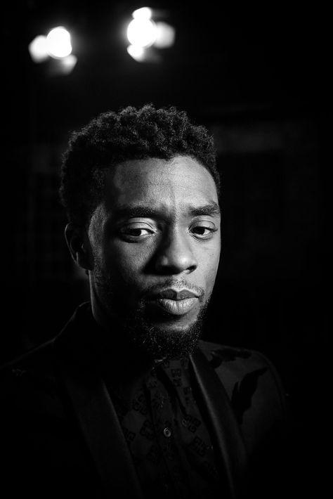 Chadwick Boseman Movie Poster Quality Glossy Print Photo Art Celebrity Black Panther Sizes 8x10 11x17 16x20 22x28 24x36 27x40 #1