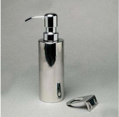 250ml Stainless Steel Soap Dispenser Empty Lotion Pump Bottle Hand