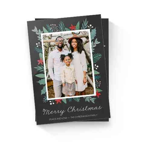 10 Free Custom Photo Cards From Snapfish Just Pay Shipping Swaggrabber Custom Photo Cards Christmas Photo Cards Personalised Christmas Cards