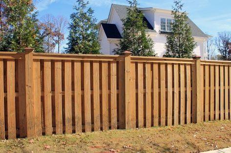 Top 70 Best Wooden Fence Ideas Exterior Backyard Designs Wood