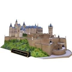 Canon Inc Provides A Wealth Of Free Download Materials On This Site The Site Is Full Of Interesting Content Lik Hohenzollern Castle Paper Crafts Paper Models