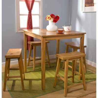 Simmons Winston 5 Piece Pub Table Set - 5000-36 | Products ...