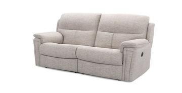 Silver 3 Seater Manual Recliner Sofa Set Bangalore Reclining Sofa Sofa Customised Sofa