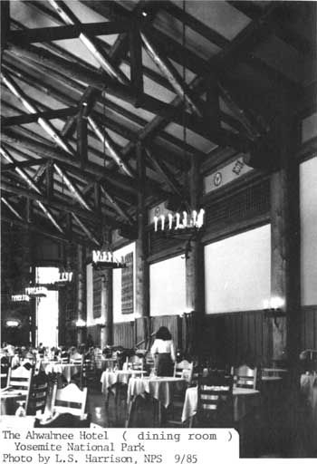 The Ahwahnee Hotel   Dining Room. | The Ahwahnee Grand Railroad Hotels Of  The National Parks | Pinterest