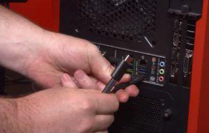 Oculus Rift Replug To Fix Orange Light And Black Screen Oculus Rift Light Orange Black Screen