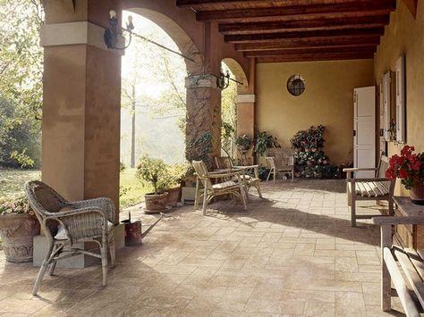 Gres Porcellanato Per Esterni Effetto Pietra Serie Assisi Formato
