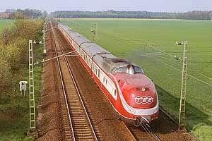 bahnbilder TEE - Trans Europ Express