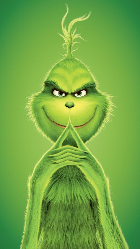 The Grinch (2018) Phone Wallpaper | Moviemania