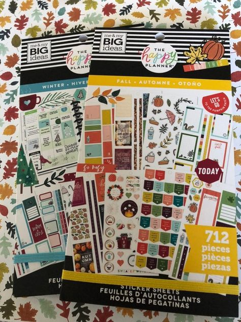Dog Lover sticker and Dashboard The Happy Planner 2020 Release