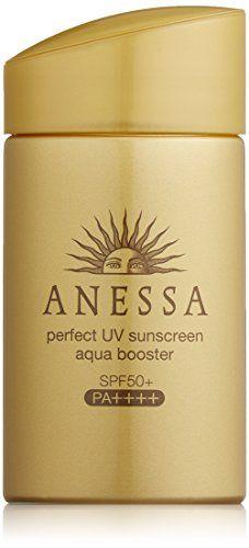 Shiseido Anessa Perfect Uv Sunscreen Aqua Booster Spf 50 Pa 60ml 2oz Review Sunscreen Besame Cosmetics Shiseido