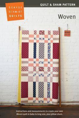 Woven Quilt Pattern Quilt Patterns Quilts Pattern