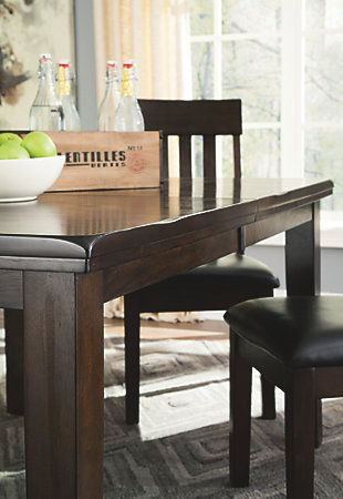 Haddigan Dining Room Extension Table Large Dining Room Design