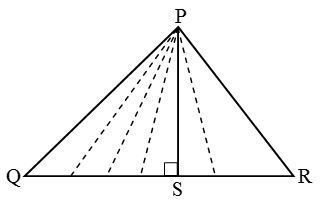 What Is The Median And Altitude Of A Triangle With Images