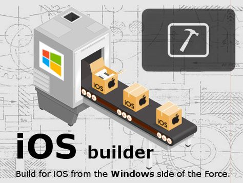 iOS Project Builder for Windows Unity Asset Store Unreal Engine
