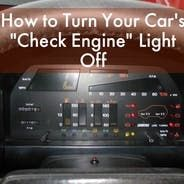The Service Engine Soon Light On Your Dash Might Just Mean A Faulty Gas Cap Engineering Car Car Fix