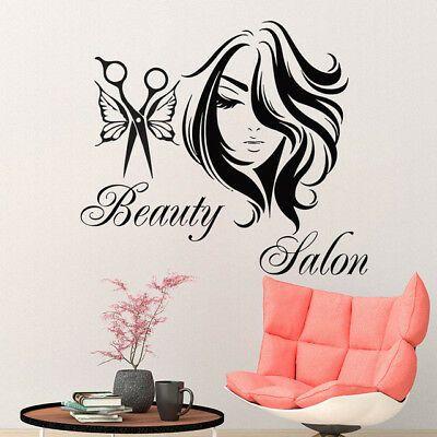 Hair Salon Collage Wall Sticker Wall Art Vinyl Hairdressers Beauty Shop Sign 0 99 Picclick Uk Sticker Wall Art Salon Wall Art Vinyl Wall Art Quotes