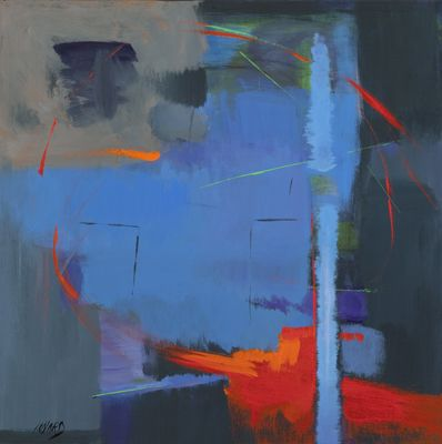 """Esprit"" by Irma Ward"
