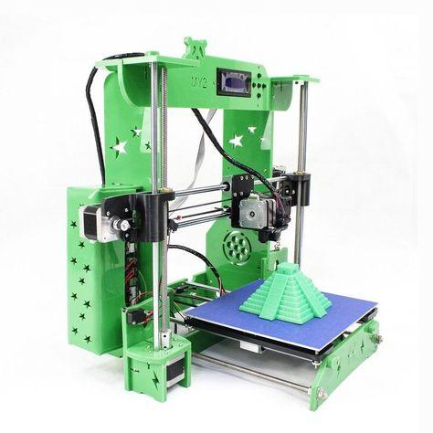 Alfawise EX8 Upgraded DIY 3D Printer   Gearbest