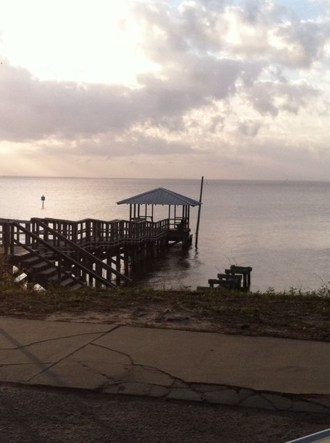 One Of The Many Piers Of Fairhope Bay Outdoor Outdoor Decor