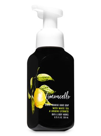 Limoncello Gentle Foaming Hand Soap Bath And Body Works