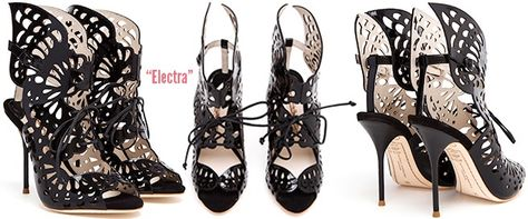 1bf2cafe93bd Sophia Webster Electra Patent Leather Cut-Out Sandal Booties - Buy Online -  Designer Cutout