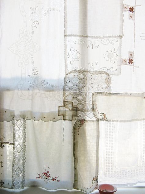 scrappy curtains
